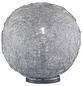 wofi® Tischleuchte, 60  W, chromfarben, Höhe: 32  cm-Thumbnail