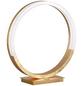 wofi® Tischleuchte, 6,5  W, goldfarben, Höhe: 31  cm-Thumbnail