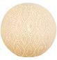 Tischleuchte »ASKJA« Weiß mit 25 W, H: 19 cm, E14 ohne Leuchtmittel-Thumbnail