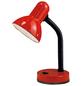 EGLO Tischleuchte »BASIC« rot/schwarz mit 40 W, H: 30 cm, E27 ohne Leuchtmittel-Thumbnail
