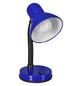 EGLO Tischleuchte »BASIC« schwarz/blau mit 40 W, H: 30 cm, E27 ohne Leuchtmittel-Thumbnail