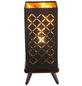 GLOBO LIGHTING Tischleuchte »CLARKE« schwarz/goldfarben/nickelfarben mit 40 W, H: 25 cm, E14 ohne Leuchtmittel-Thumbnail