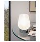 EGLO Tischleuchte »DAMASCO 1« weiß/chrom mit 60 W, H: 17,5 cm, E14 ohne Leuchtmittel-Thumbnail