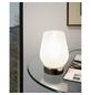 EGLO Tischleuchte »DAMASCO 1« weiß/chromfarben mit 60 W, H: 17,5 cm, E14 ohne Leuchtmittel-Thumbnail