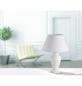 BRILLIANT Tischleuchte »Donna« Weiß mit 40 W, Schirm-Ø x H: 22 x 33 cm, E14 ohne Leuchtmittel-Thumbnail