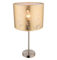 GO/ON! Tischleuchte goldfarben mit 60 W, H: 50 cm, E27 ohne Leuchtmittel-Thumbnail