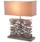 GLOBO LIGHTING Tischleuchte, H: 50 cm, E27 , ohne Leuchtmittel in-Thumbnail