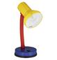 BRILLIANT Tischleuchte »Junior« rot/gelb/blau mit 40 W, Schirm-Ø x H: 10,7 x 30 cm, E27 ohne Leuchtmittel-Thumbnail