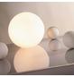 PAULMANN Tischleuchte »Kiia« opalfarben mit 40 W, H: 19,5 cm, E14 ohne Leuchtmittel-Thumbnail
