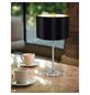 EGLO Tischleuchte »MASERLO« schwarz/nickelfarben/goldfarben mit 60 W, H: 42 cm, E27 ohne Leuchtmittel-Thumbnail