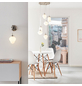 BRILLIANT Tischleuchte nickelfarben/weiß_matt mit 40 W, H: 33,50 cm, E14 ohne Leuchtmittel-Thumbnail