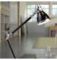 BRILLIANT Tischleuchte »Octavia« schwarz/chromfarben mit 40 W, H: 47,5 - 80 cm, E27 ohne Leuchtmittel-Thumbnail