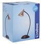 NÄVE Tischleuchte »Pinhead«, warmweiß, inkl. Leuchtmittel-Thumbnail