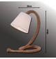 NÄVE Tischleuchte »Rope«, H: 38 cm, E14 , ohne Leuchtmittel in-Thumbnail