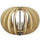 EGLO Tischleuchte »STELLATO« braun mit 60 W, H: 21 cm, E27 ohne Leuchtmittel-Thumbnail