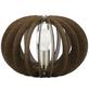 EGLO Tischleuchte »STELLATO« dunkelbraun mit 60 W, H: 21 cm, E27 ohne Leuchtmittel-Thumbnail