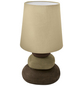 NÄVE Tischleuchte »Stoney«, H: 31 cm, E14 , ohne Leuchtmittel in-Thumbnail