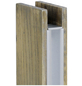 NÄVE Tischleuchte »Straight«, 12  W, braun, Höhe: 51  cm-Thumbnail