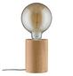 PAULMANN Tischleuchte »Talin« mit 20 W, H: 13 cm, E27 ohne Leuchtmittel-Thumbnail