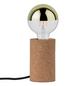 PAULMANN Tischleuchte »Tona« mit 20 W, H: 13 cm, E27 ohne Leuchtmittel-Thumbnail