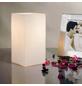 PAULMANN Tischleuchte »Vilma« opalfarben mit 40 W, H: 20 cm, E14 ohne Leuchtmittel-Thumbnail