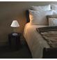 NÄVE Tischleuchte »Vintage« Weiß mit 40 W, Schirm-Ø x H: 20 x 33 cm, E14 ohne Leuchtmittel-Thumbnail