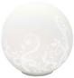 BRILLIANT Tischleuchte Weiß mit 60 W, H: 25 cm, E27 ohne Leuchtmittel-Thumbnail