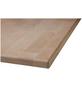 Tischplatte, Buchenholz, BxHxL: 80 x 2,7 x 120 cm-Thumbnail