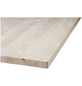 Tischplatte, Fichtenholz, BxHxL: 80 x 2,8 x 120 cm-Thumbnail