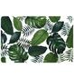 Tischset »Rio«, rechteckig, BxL: 29 x 44 cm, Polypropylen (PP), grün-Thumbnail