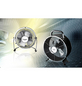 GLOBO LIGHTING Tischventilator »VENTI METALL SCHWARZ«, 15 W, 2 Leistungsstufen-Thumbnail