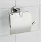 WENKO Toilettenpapierhalter »Bosio Shine«, BxHxT: 15 x 13,5 x 7 cm, edelstahlfarben-Thumbnail