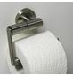 TIGER Toilettenpapierhalter »Boston«, BxHxT: 14 x 11 x 6 cm, edelstahlfarben-Thumbnail
