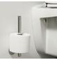 TIGER Toilettenpapierhalter »Boston«, BxHxT: 5 x 23,5 x 8,6 cm, edelstahlfarben-Thumbnail
