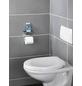 WENKO Toilettenpapierhalter, BxHxT: 14 x 11,5 x 7 cm, edelstahlfarben-Thumbnail