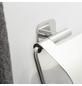 TIGER Toilettenpapierhalter »Colar«, BxHxT: 14,6 x 13,3 x 3,5 cm, edelstahlfarben-Thumbnail