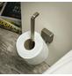 TIGER Toilettenpapierhalter »Impuls«, BxHxT: 4,8 x 22,5 x 9,8 cm, edelstahlfarben-Thumbnail
