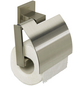 TIGER Toilettenpapierhalter »Items«, BxHxT: 13,1 x 12,8 x 5,3 cm, edelstahlfarben-Thumbnail