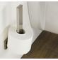 TIGER Toilettenpapierhalter »Items«, BxHxT: 5 x 25,5 x 8 cm, edelstahlfarben-Thumbnail