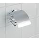 WENKO Toilettenpapierhalter, silberfarben-Thumbnail