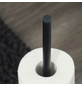 TIGER Toilettenpapierhalter »Urban«, BxHxT: 12,5 x 36 x 12,5 cm, schwarz-Thumbnail
