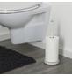 TIGER Toilettenpapierhalter »Urban«, BxHxT: 12,5 x 36 x 12,5 cm, weiß-Thumbnail