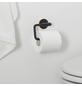 TIGER Toilettenpapierhalter »Urban«, BxHxT: 13,6 x 9,8 x 3,9 cm, schwarz-Thumbnail