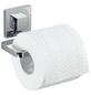 WENKO Toilettenpapierhalter »Vacuum-loc Quadro«, Edelstahl, glänzend, silberfarben-Thumbnail