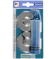 WENKO Toilettenpapierhalter »Vacuum-Loc®«, silberfarben-Thumbnail
