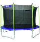 BEST SPORTING Trampolin »Sports 426«, grün/blau, 150kg-Thumbnail