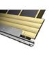 SAREI Traufstreife, BxL: 235 x 2000 mm, Aluminium, ohne Wasserfalz-Thumbnail