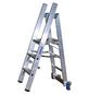 KRAUSE Tritt »MONTO«, Anzahl Stufen: 3, bis 150 kg-Thumbnail