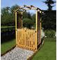 PROMADINO Tür, BxHxT: 100 x 100 x 3 cm, braunbeige-Thumbnail
