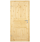 TÜRELEMENTE BORNE Tür »Landhaus 03 Kiefer roh«, Anschlag: links, Höhe: 198,5 cm-Thumbnail